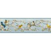 <strong>Borders by Chesapeake Daphne Songbird Trail Wildlife Border Wallpaper</strong> by Brewster Home Fashions