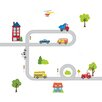 Brewster Home Fashions WallPops Around Town Large Wall Decal Kit
