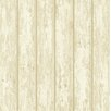 Brewster Home Fashions Cottage Garden Athena Faux Weathered Wood Wallpaper