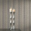<strong>Brewster Home Fashions</strong> Venezia Giulia Brocade Ribbon Stripes Wallpaper