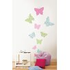 <strong>Brewster Home Fashions</strong> Euro Butterflies Maxi Window Sticker