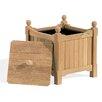 <strong>6 Gallon Wood Divot Box</strong> by Oxford Garden