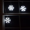 Homebrite Solar Gaint Snowflakes String Light