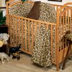 Giraffe Crib Bed Skirt