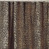 <strong>Leopard Cotton / Polyester Shower Curtain</strong> by Karin Maki