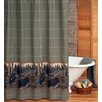 <strong>Blue Ridge Trading</strong> The Bears Cotton/Polyester Shower Curtain
