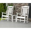 <strong>POLYWOOD®</strong> Presidential 3 Piece Rocker Seating Group