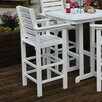 "<strong>Captain 29.5"" Barstool</strong> by POLYWOOD®"
