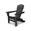 POLYWOOD® Palm Coast Folding Adirondack Chair