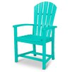 POLYWOOD® Palm Coast Dining Arm Chair