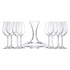 Gorham That's Entertainment 9 Piece Assorted Wine Glass Set