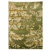 DonnieAnn Company Tiffany Green Floral Rug
