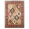 DonnieAnn Company Tiffany Burgundy Oriental Rug