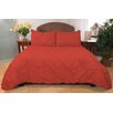 Park B Smith Ltd 3 Piece Pouf Down Alternative Mini Comforter Set