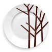 "<strong>Season 10.5"" Dinner Plate Set (Set of 4)</strong> by notNeutral"