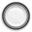 "notNeutral Ribbon 10.5"" Dinner Plate (Set of 4)"