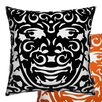 <strong>notNeutral</strong> Triton 1 Throw Pillow