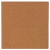 AccoBrands Cork Modular Natural Frameless 1.17' x 1.17' Bulletin Board