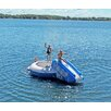 Rave Sports O-Zone Plus Water Bouncer with Slide