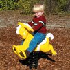 <strong>SportsPlay</strong> Yellow Pony Spring Rider
