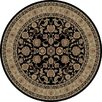 <strong>Concord Global Imports</strong> Charlemagne Bergama Black Rug