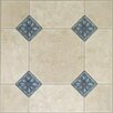 "Home Dynamix 12"" x 12"" Vinyl Tiles in Madison Stone"