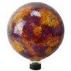 <strong>Alpine</strong> Mosaic Glass Gazing Globe