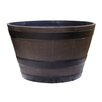 Alpine Round Barrel Planter