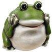 Alpine Frog Statue