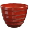 Alpine Round Rippled Bowl Planter