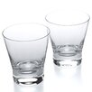 <strong>iittala</strong> Aarne 8 Oz. Double Old Fashioned Glass (Set of 2)
