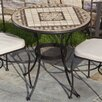 Alfresco Home Basilica Mosaic Bistro Table