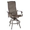 <strong>Alfresco Home</strong> Hemingway Swivel Dining Arm Chair (Set of 2)