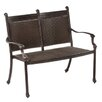 Alfresco Home Anchor All-Weather Wicker Garden Bench