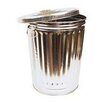 <strong>32 Gallon Galvanized Tapered Garbage Can</strong> by Norwesco