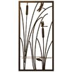 <strong>Plastec</strong> Dragonflies and Cat Tails Wall Décor