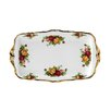 "<strong>Royal Albert</strong> Old Country Roses 6.75"" Rectangular Sandwich Tray"