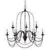 Wildon Home ® Pannier 9 Light Chandelier