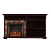 Wildon Home ® Stanwood Bookshelf Electric Fireplace