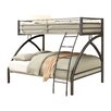 Wildon Home ® Twin Over Full Standard Bunk Bed