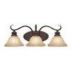 Wildon Home ® Lancaster 3 Light Bath Vanity Light