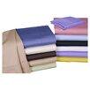 Wrinkle Resistant 300 Thread Count Woven Stripe Sheet Set