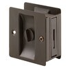 PrimeLine Pocket Door Privacy Lock and Pull