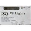 SantasForest C9 25 Bulb Christmas Lights