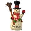 SantasForest Snowman Christmas Decoration
