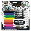<strong>Stained Permanent Fabric Marker (8 Pack)</strong> by Sharpie