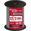 "Southwire 6000"" 22 Gauge 2 Wire Security Wire (Set of 500)"