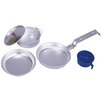 <strong>Stansport</strong> Aluminum 5-Piece Cookware Set