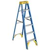 <strong>Werner</strong> 6' Fiberglass Step Ladder