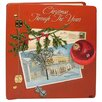 <strong>Lexington Studios</strong> Home and Garden Christmas Through The Years Large Book Photo Album